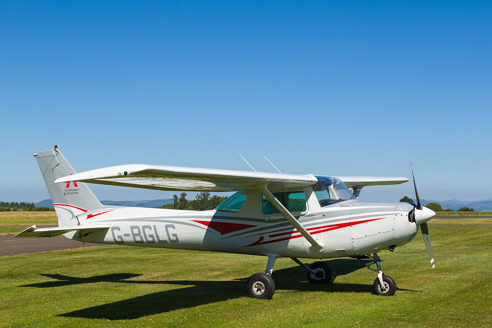 Cessna 152 Aircraft Lease